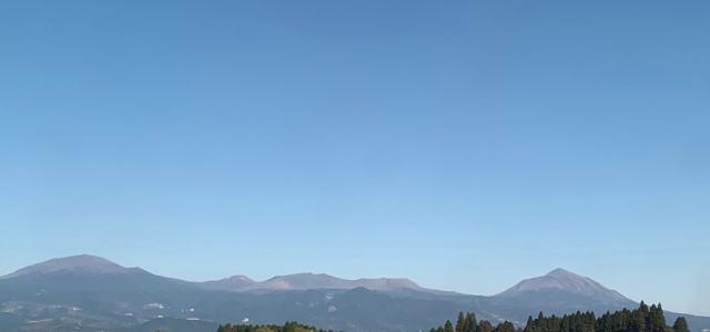 霧島山系イメージ画像